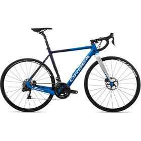 ORBEA Gain M20i - Bicicletas eléctricas de carretera - azul/blanco